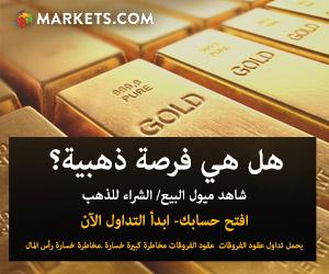 Markets.com - Gold